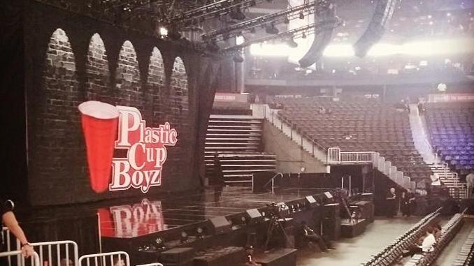 Plastic Cup Boys 1