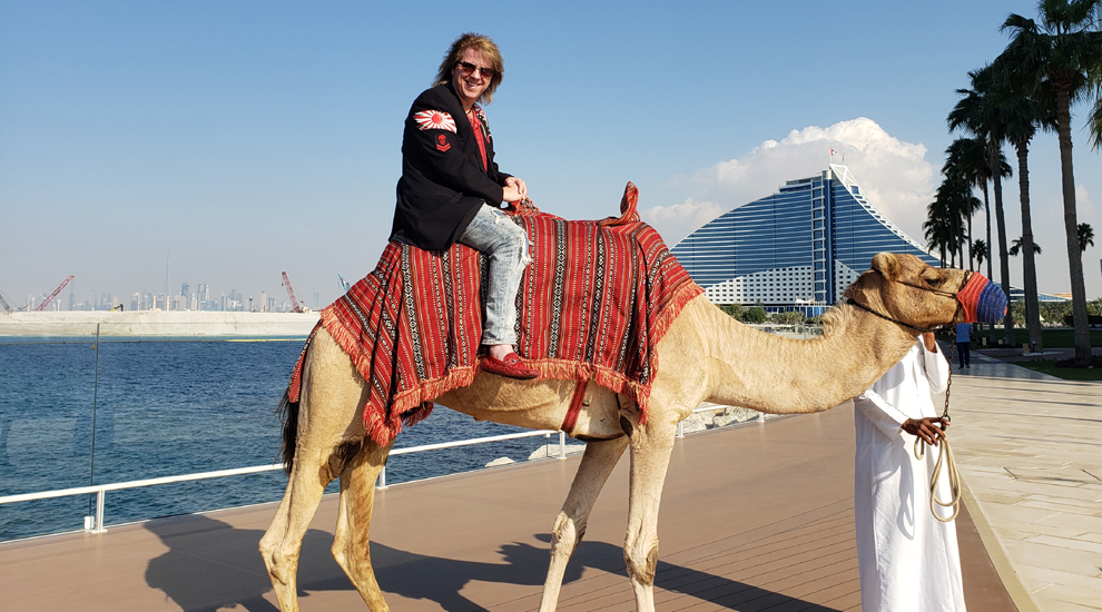 A RockStarr Adventure In Dubai
